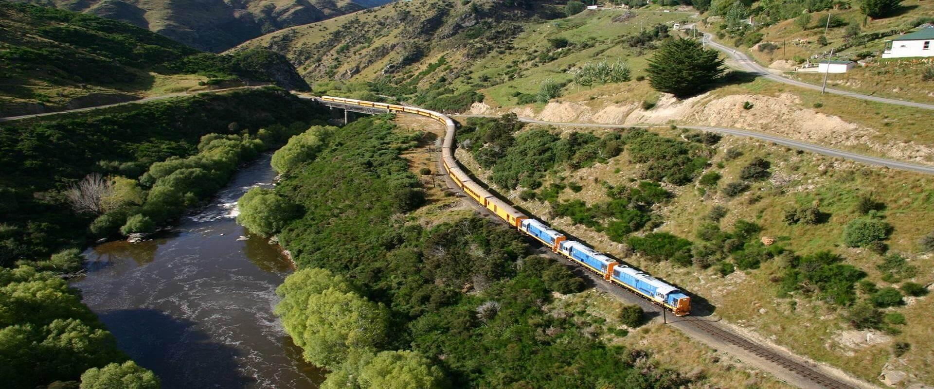 Newzealand Rail